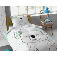 Dreamhouse Kids Sleepy Koala Dekbedovertrek