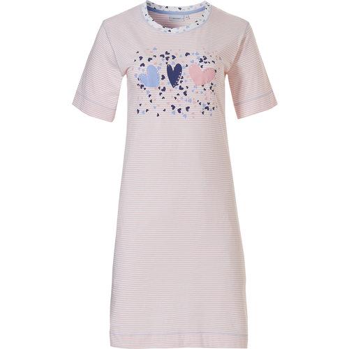 Pastunette Pastunette Dames Nachthemd korte mouw