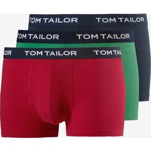 Tom Tailor Tom Tailor Heren Boxershorts 3-pack