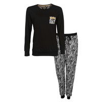 Irresistible Dames Pyjama Zebra 1101A