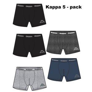 Kappa Kappa Heren Boxershorts 5-pack