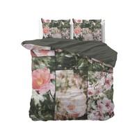 Dreamhouse Flower Fashion Art Green Dekbedovertrek
