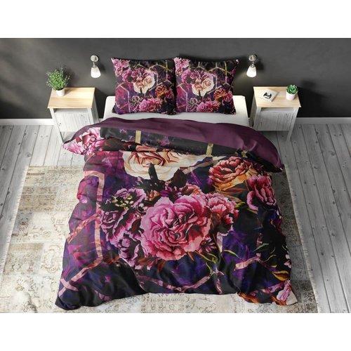 Sleeptime Sleeptime Wild Nature Purple Dekbedovertrek
