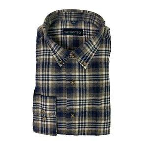 Henderson GCM Henderson Overhemd Flanel lange mouw