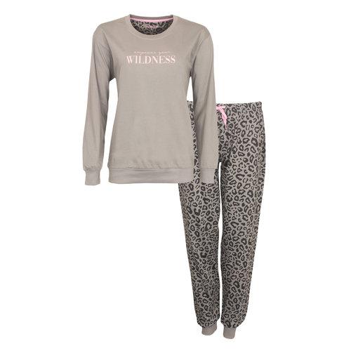 Irresistible Irresistible dames pyjama taupe