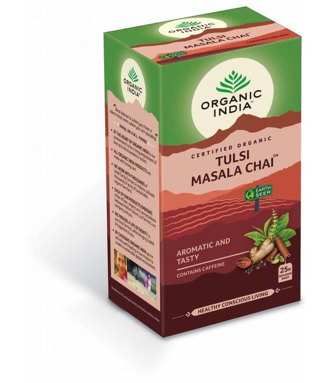 Organic India biologische Tulsi Masala Chai