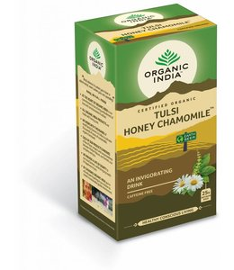 Organic India biologische Tulsi Honey Chamomile