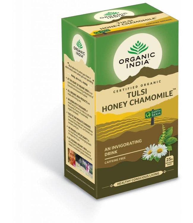 Organic India biologische Tulsi Honey Chamomile