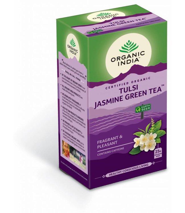 Organic India biologische Tulsi Jasmine Green