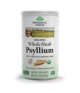 Organic India Psyllium Husk 100% biologisch