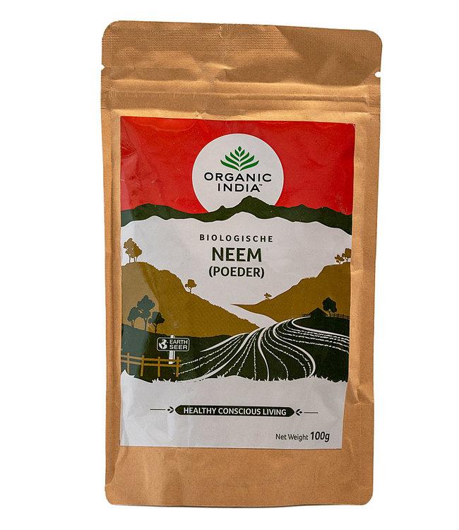 Organic India Neem poeder biologisch 100 g