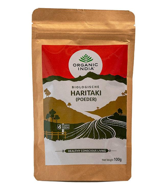 Organic India Haritaki poeder biologisch 100 g
