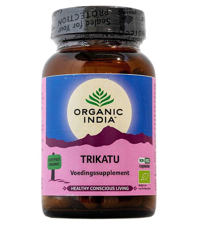 Organic India Trikatu 90 capsules