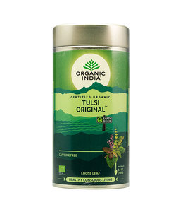 Organic India biologische Tulsi Basil Original losse thee
