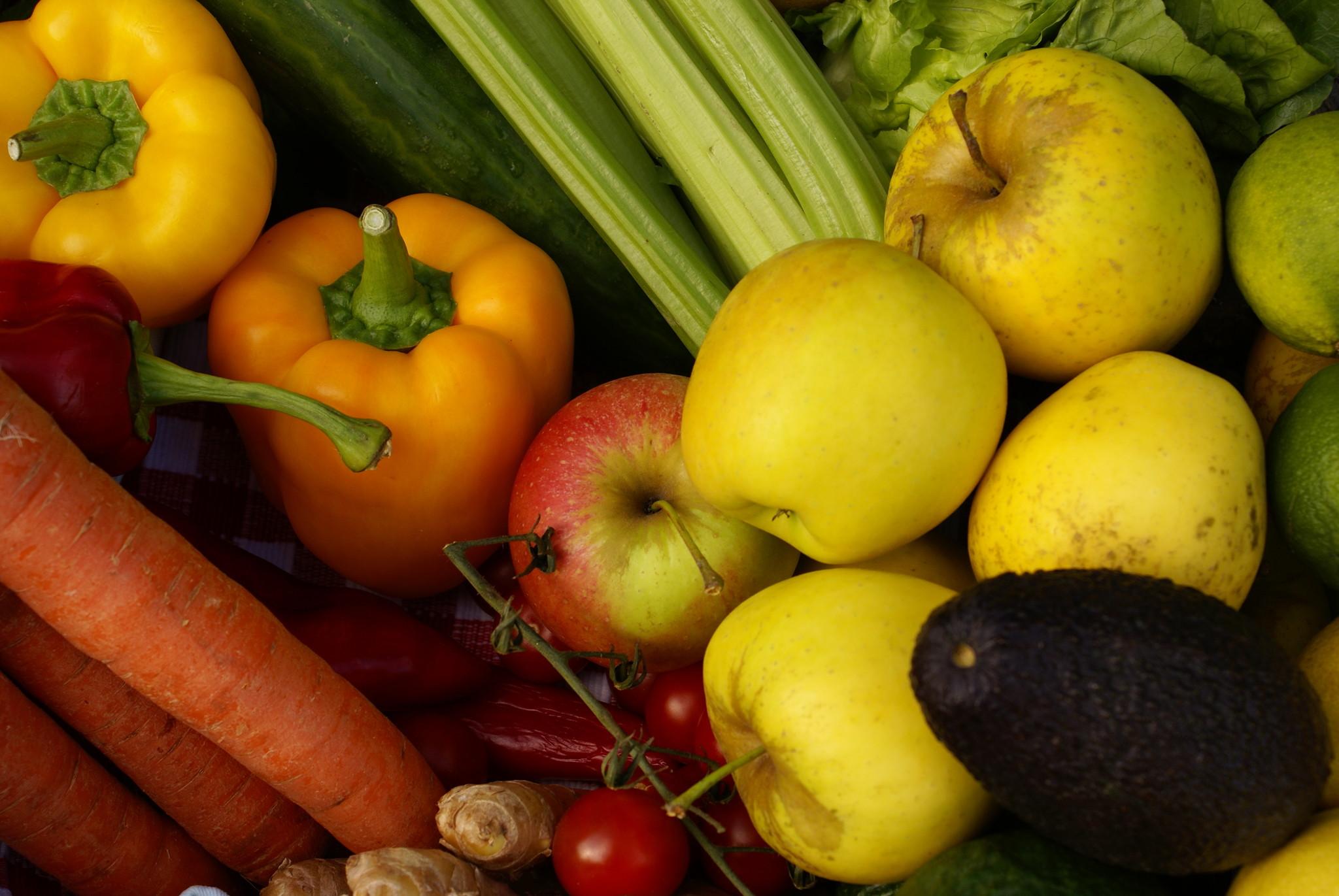 Groente en fruit waarom vinden we ze nodig?