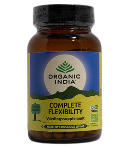 Organic India Complete Flexibility 90 capsules 100% biologisch