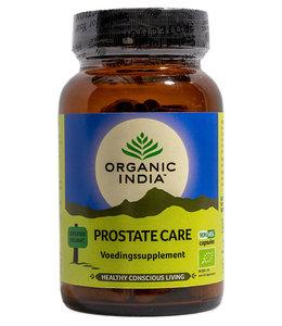 Organic India Prostate Care 90 capsules 100% biologisch