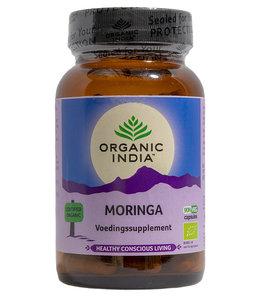 Organic India Moringa 90 capsules 100% biologisch