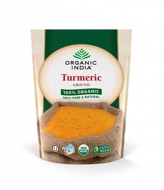 Organic India biologische Turmeric (kurkuma )100 g
