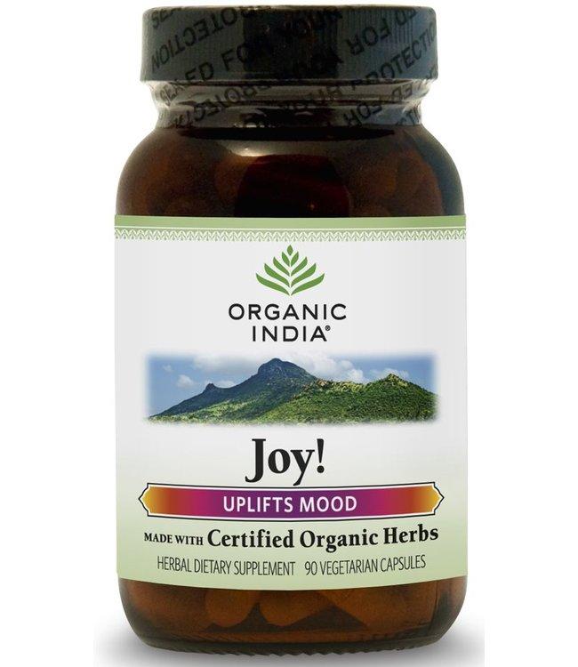 Organic India Joy 90 capsules