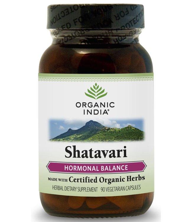 Organic India Shatavari 90 capsules