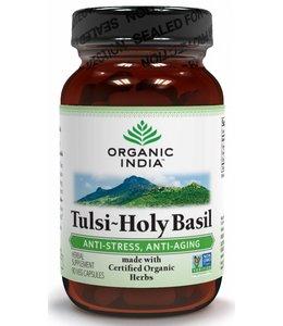 Organic India Tulsi Holy Basil 90 capsules 100% biologisch