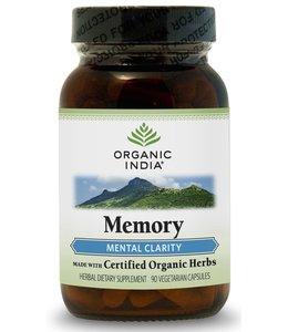 Organic India Memory 90 capsules 100% biologisch