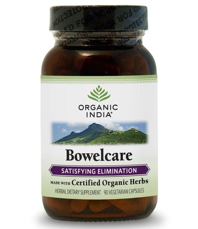 Organic India Bowelcare 90 capsules
