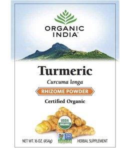 Organic India Turmeric (Kurkuma) powder biologisch 450 g