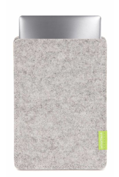 ZenBook Sleeve Hellgrau