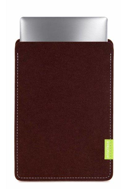 ZenBook Sleeve Dunkelbraun