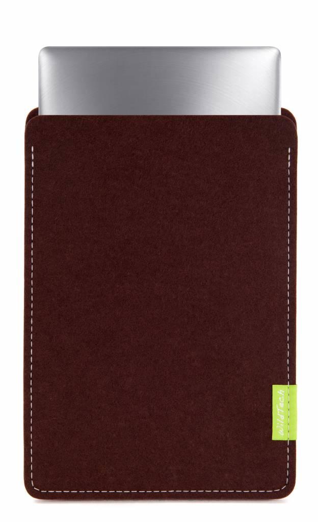 ZenBook Sleeve Dunkelbraun-1