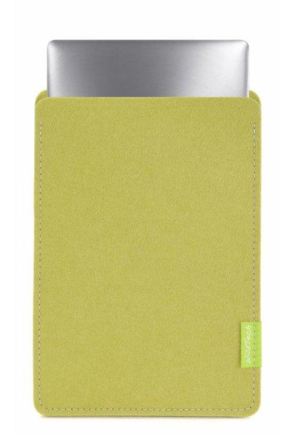 ZenBook Sleeve Lindgrün
