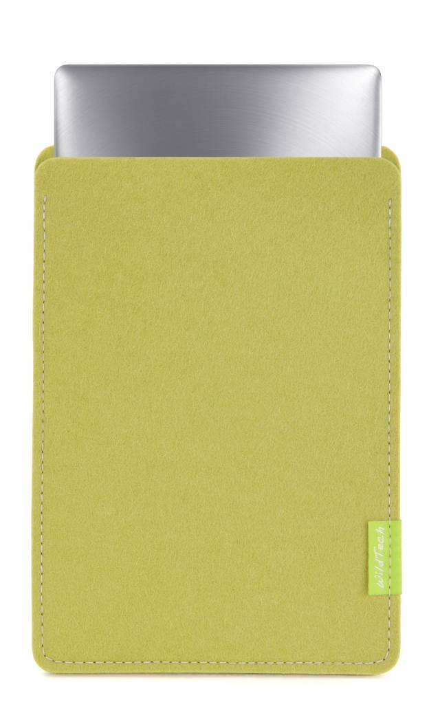 ZenBook Sleeve Lime-Green-1