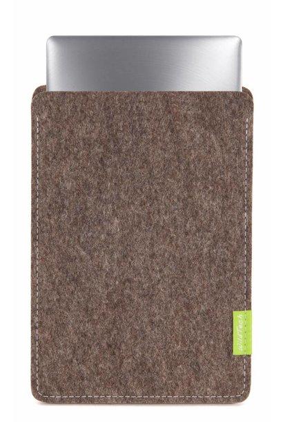 ZenBook Sleeve Natur-Meliert