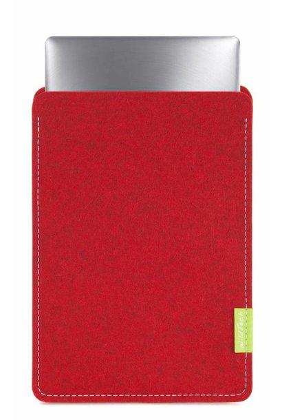 ZenBook Sleeve Kirschrot