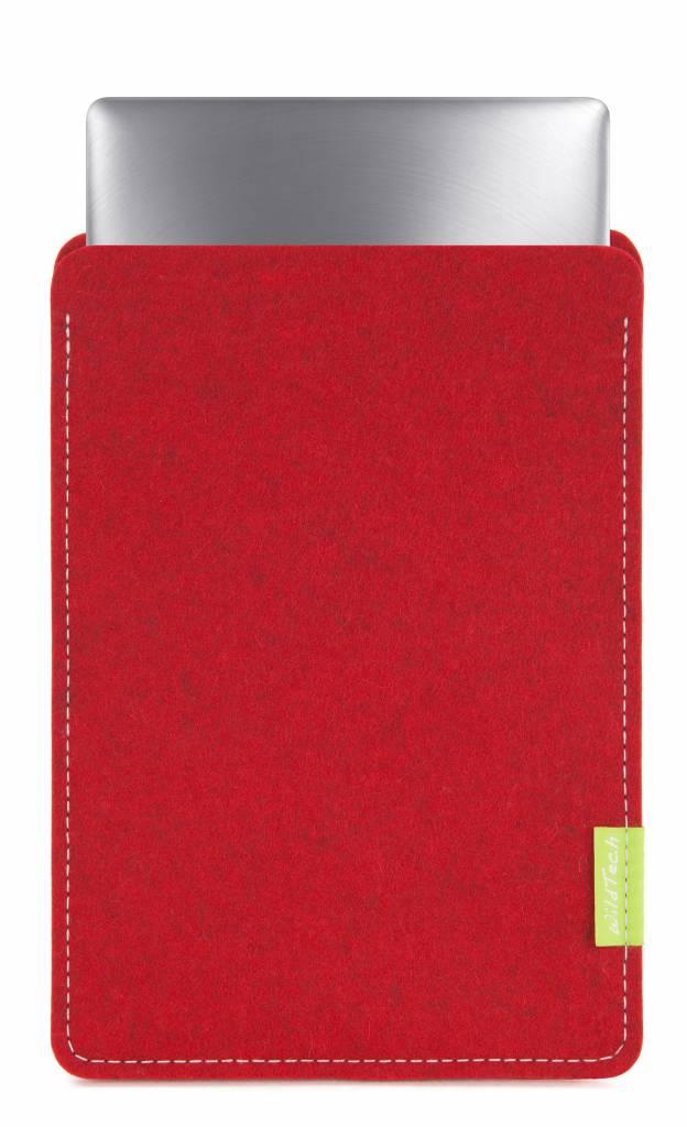 ZenBook Sleeve Kirschrot-1