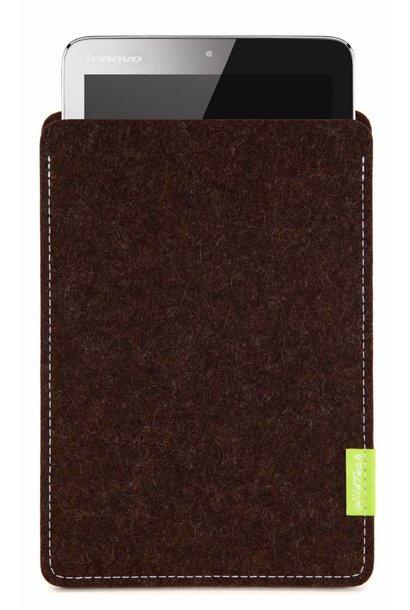 Tablet Sleeve Truffle-Brown