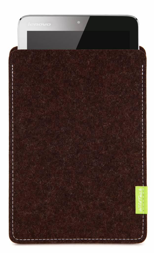 Tablet Sleeve Trüffelbraun-1