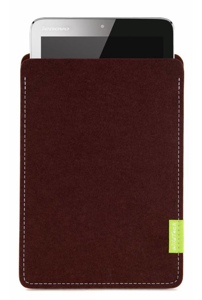 Tablet Sleeve Dark-Brown