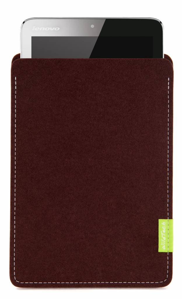 Tablet Sleeve Dark-Brown-1