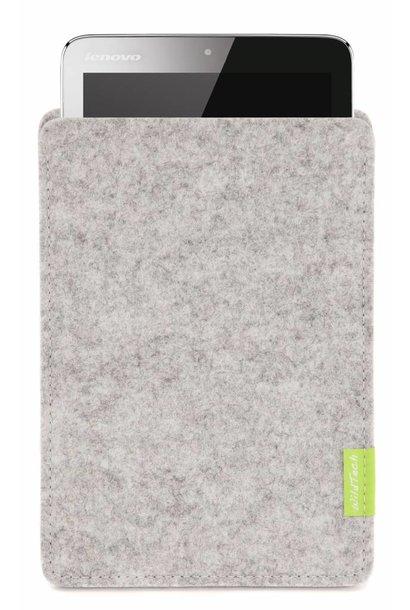 Tablet Sleeve Hellgrau