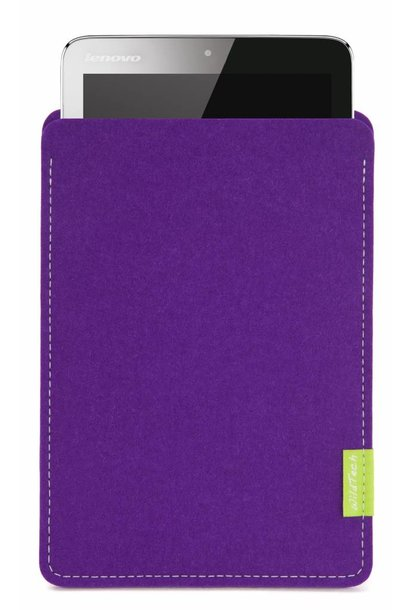 Tablet Sleeve Purple