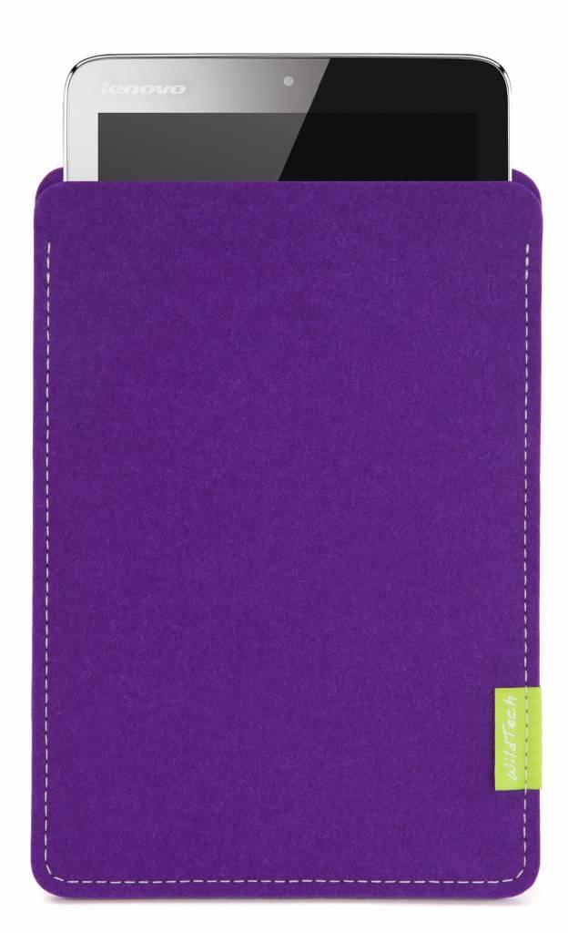 Tablet Sleeve Purple-1