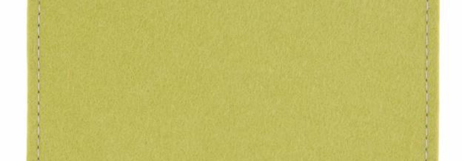 Tablet Sleeve Lindgrün