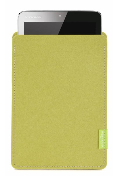 Tablet Sleeve Lime-Green