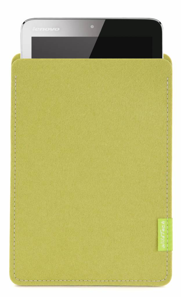 Tablet Sleeve Lime-Green-1