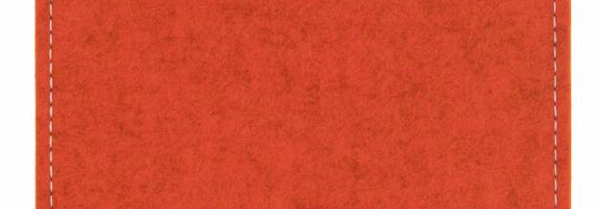 Tablet Sleeve Rust