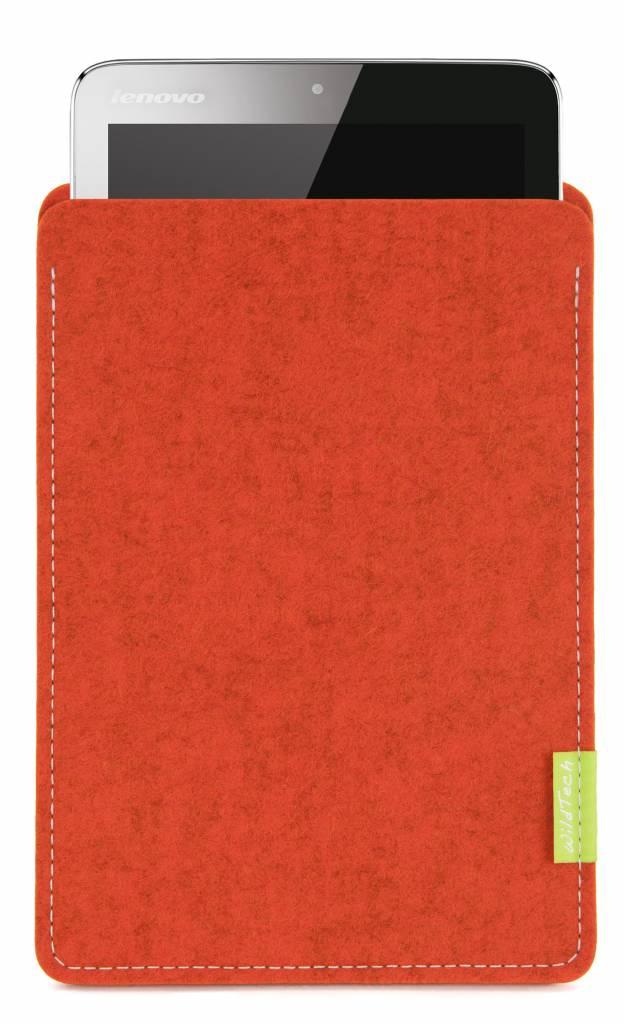 Tablet Sleeve Rust-1