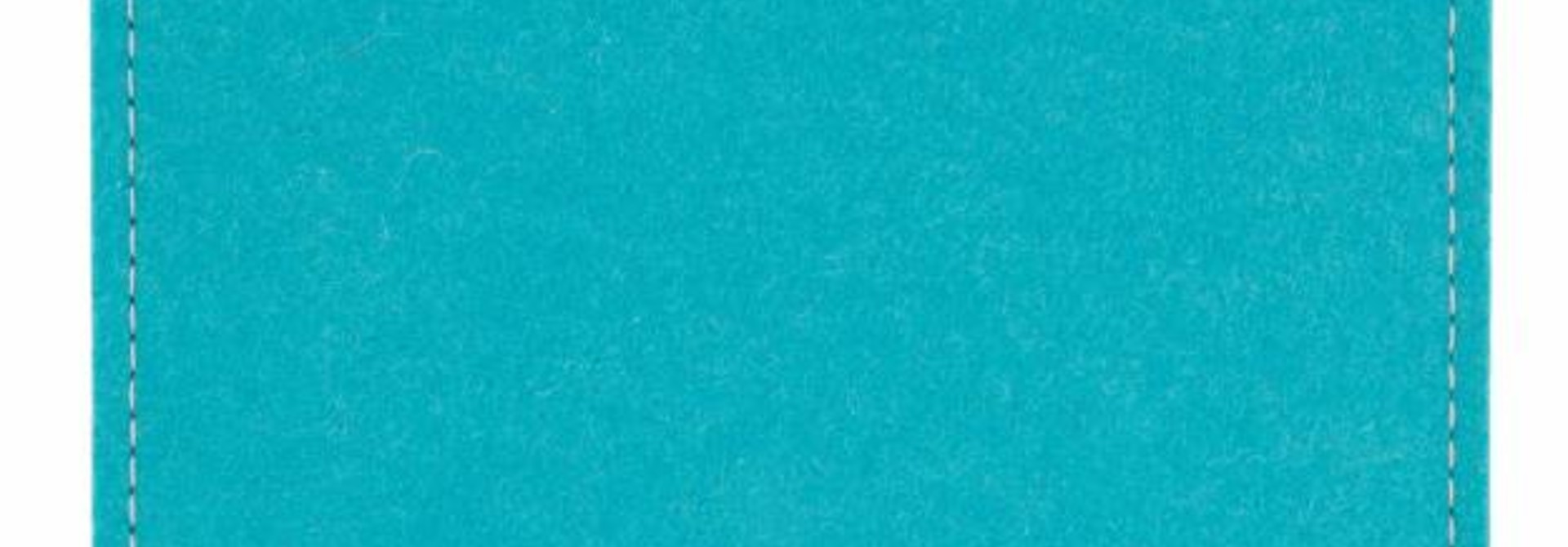 Tablet Sleeve Türkis